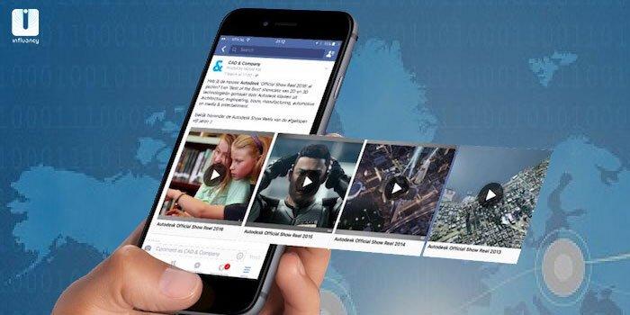 كيف تجعل فيسبوك يقترح فيديوهاتك للآخرين؟
