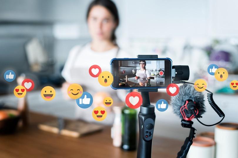 اهمية الفيديو للمؤثرين