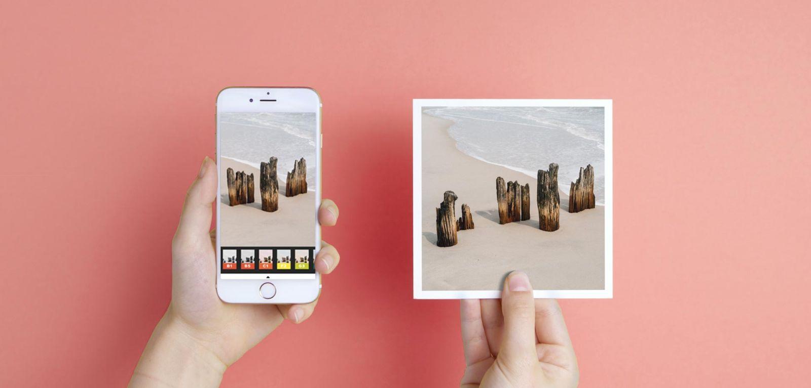 تطبيق Vsco لتعديل الصور